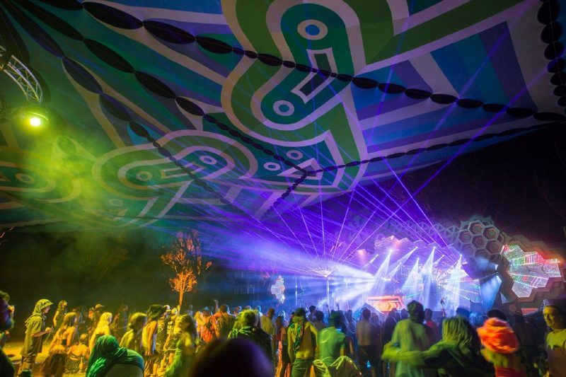 Earth Frequency Festival