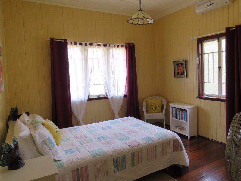 Eco Queenslander, Queen Bedroom