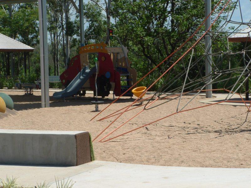 Playground, Lloyd Park