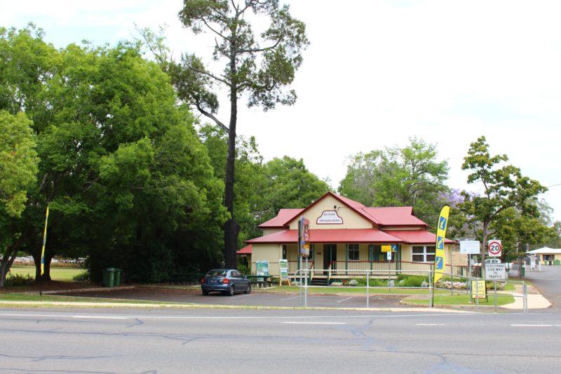 Esk Visitor Information Centre