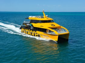 Island Explorer cruising the magnificent Whitsundays