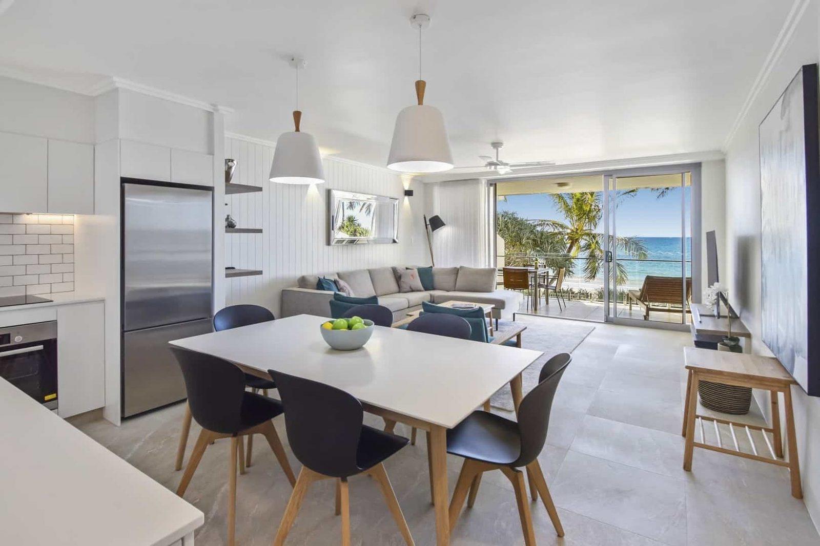Fairshore Deluxe Living Area