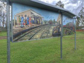 Fernvale Murals