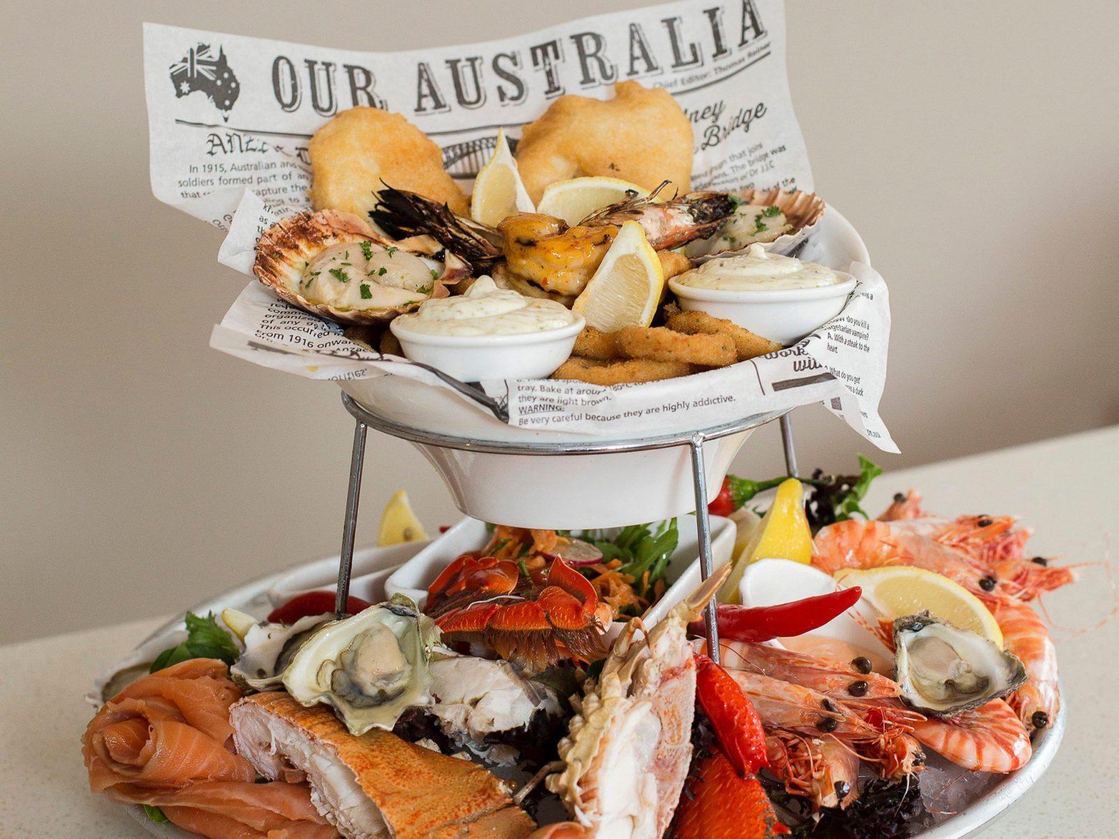 Fish D Vine Food Drink Airlie Beach Queensland Australia S Guide