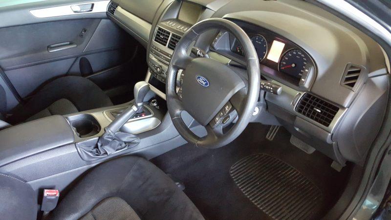 2011 Ford Falcon G6