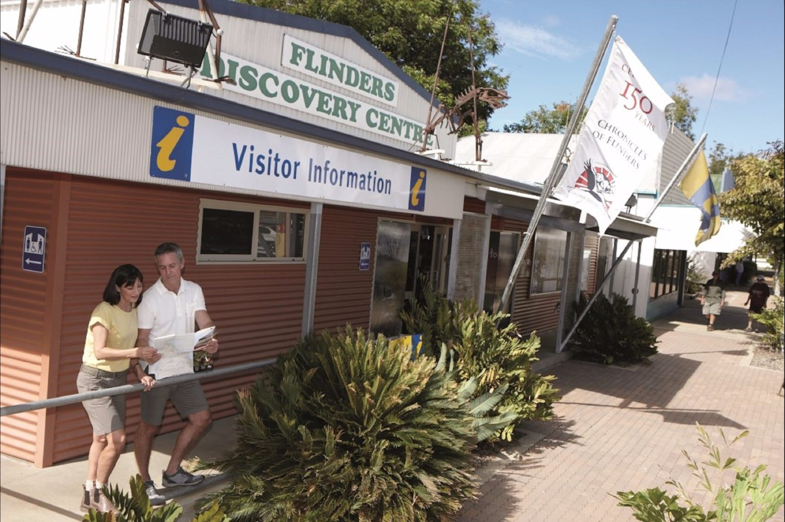 Flinders Discovery Centre