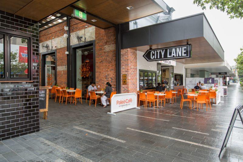Flinders Street East