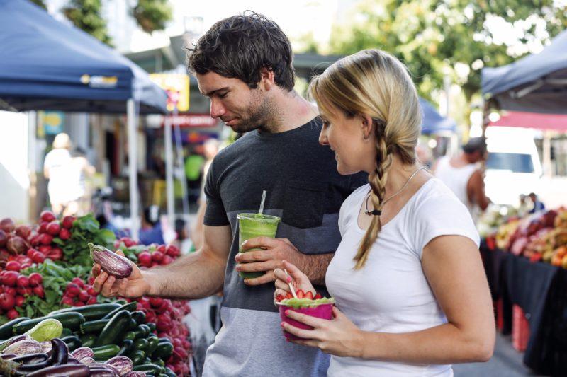 Flinders Street Shopping