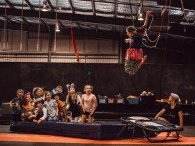 Flipside Circus Workshop