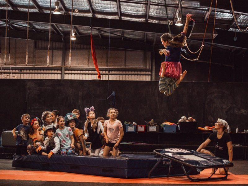 Flipside Circus Workshops