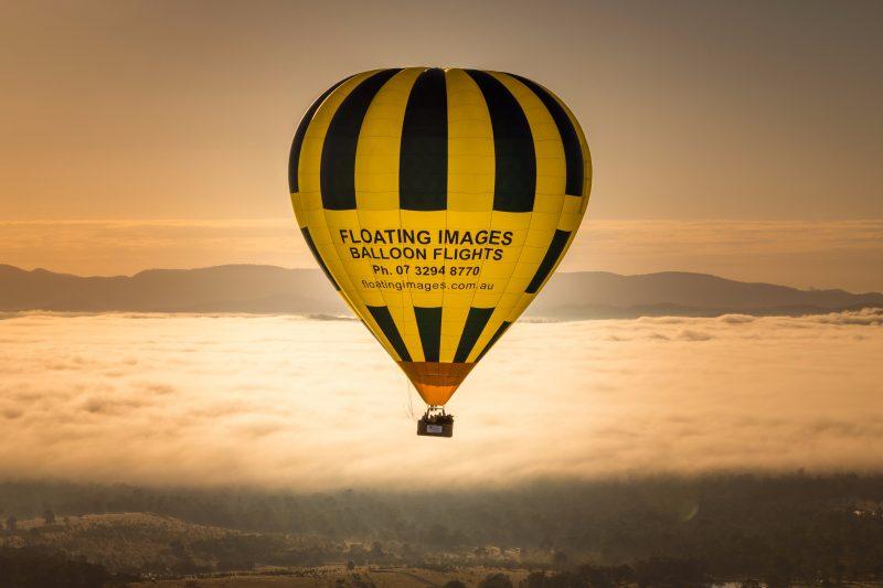 Brisbane's closest balloon operator