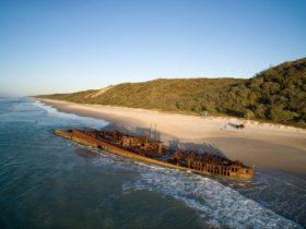 Fraser Island, Fraser Coast, Queensland.