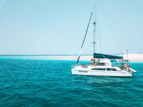 Private yacht charters Fraser Island