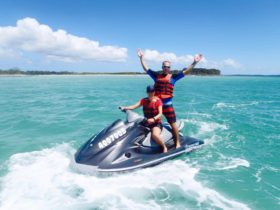 Fraser Island Jetski Tours and Safaris