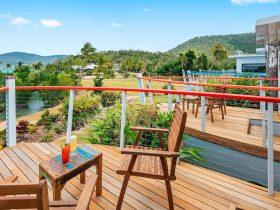 Freedom Shores accommodation - vast sea views