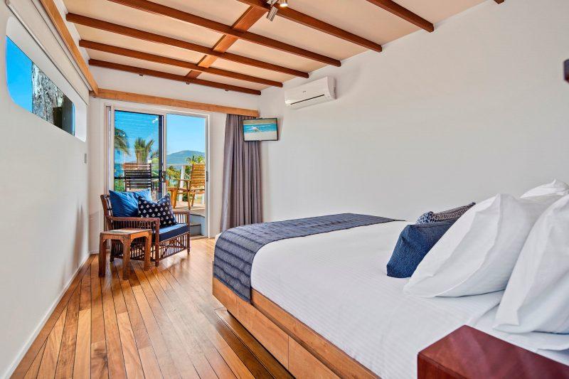 Freedom Shores Resort bespoke Boat Cabin Accommodation