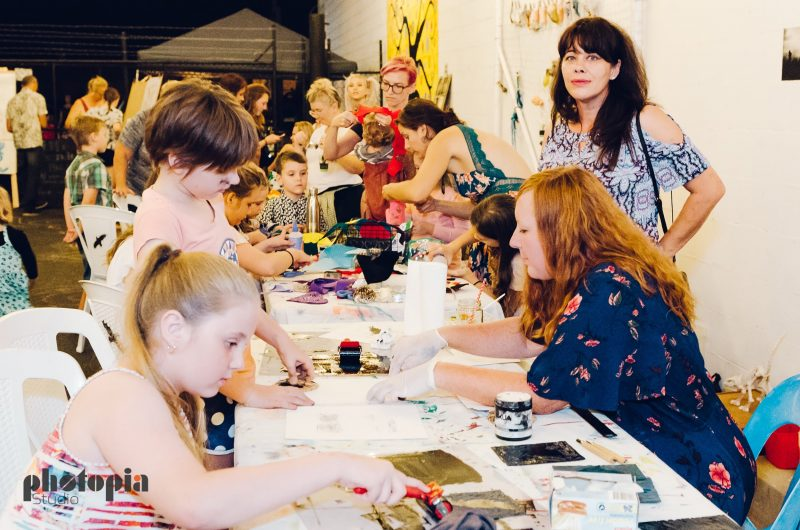 Workshops at Crow Street Creative