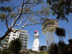 Caloundra Lighthouses