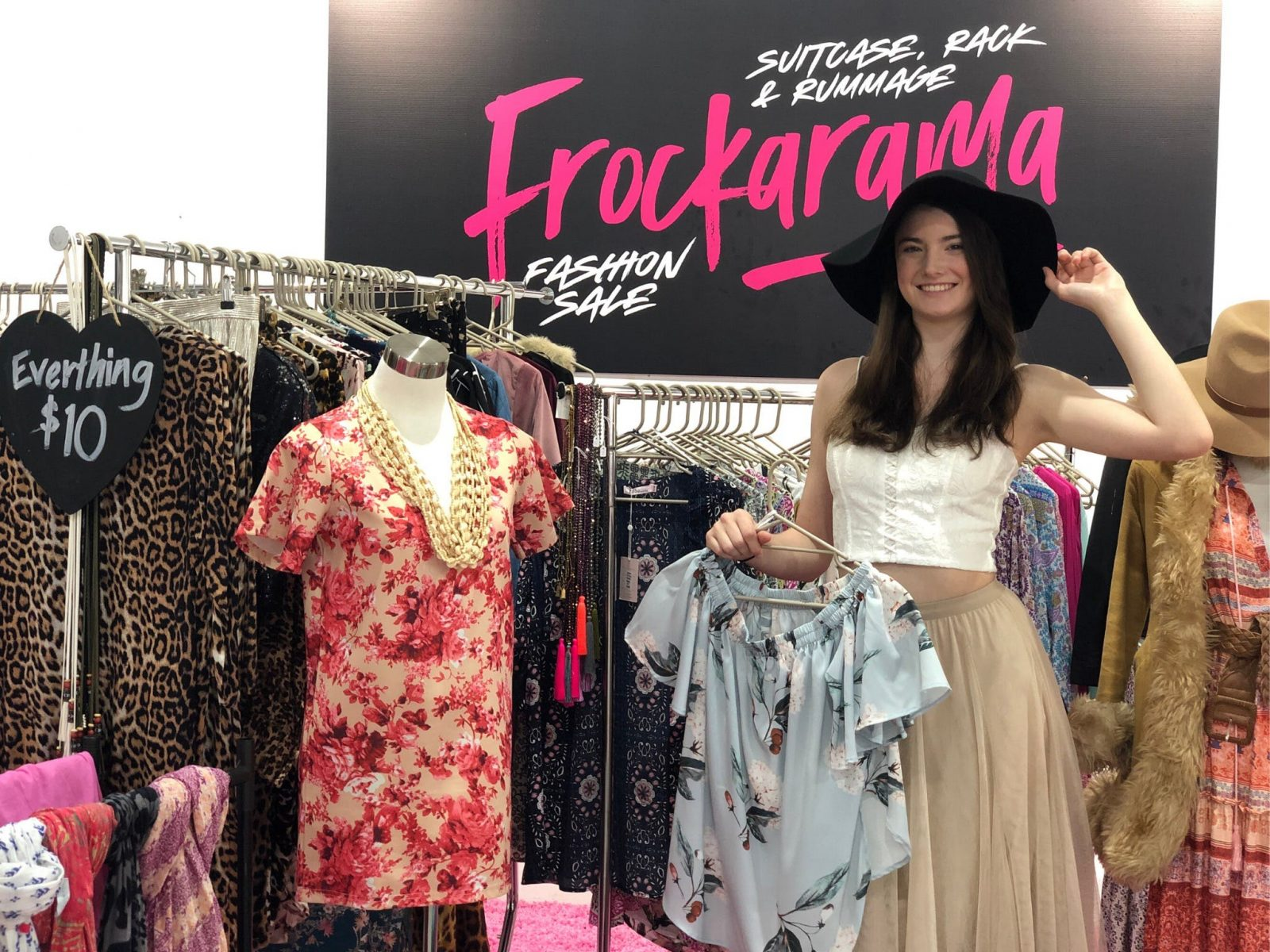 Frockarama buy & sell fashion event