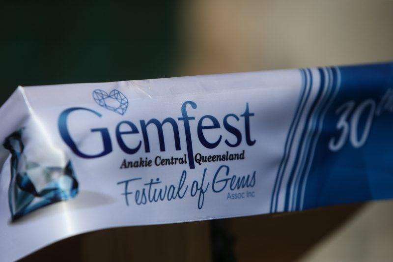Gemfest sash