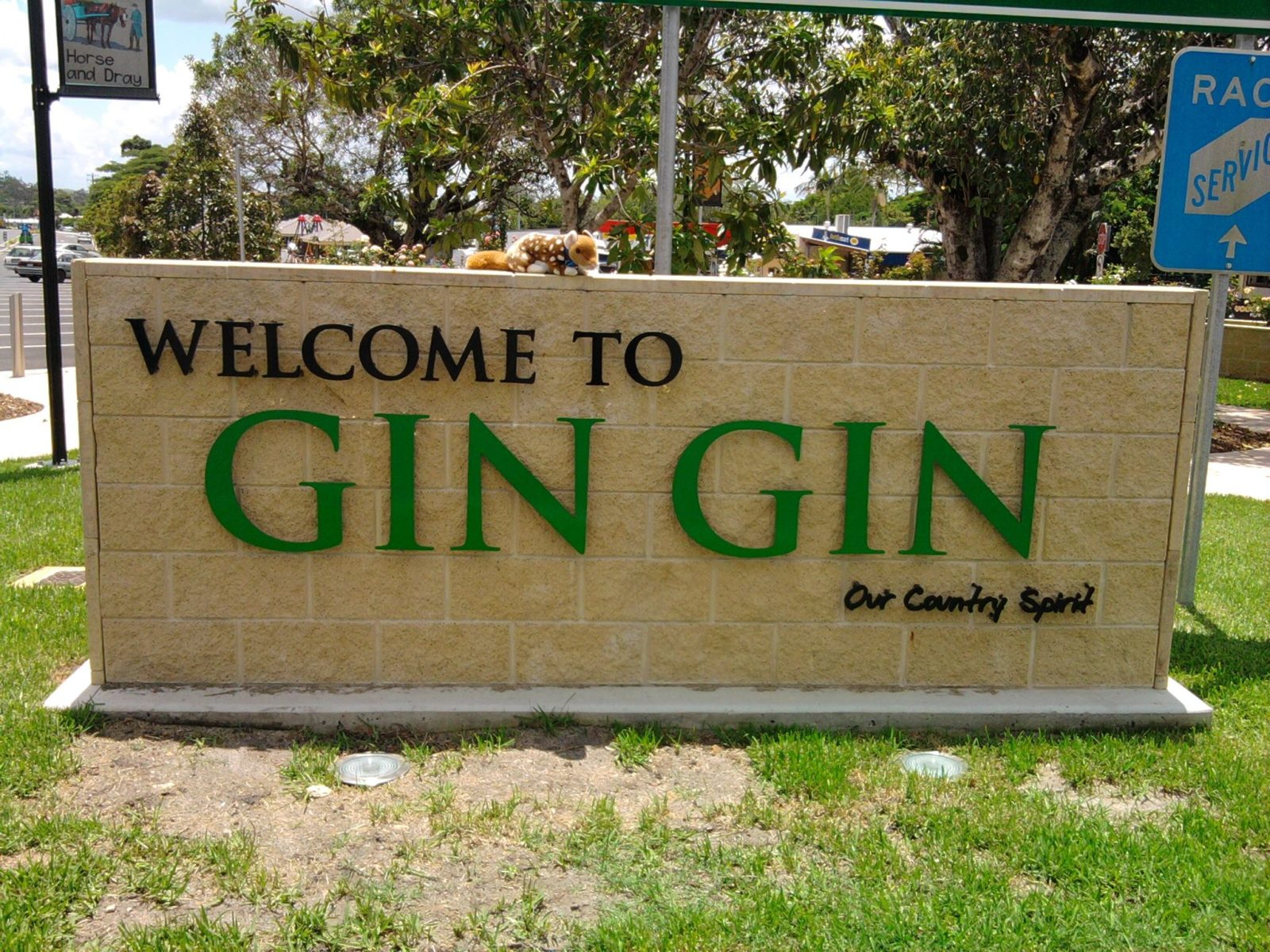 Gin Gin Visitor Information Centre