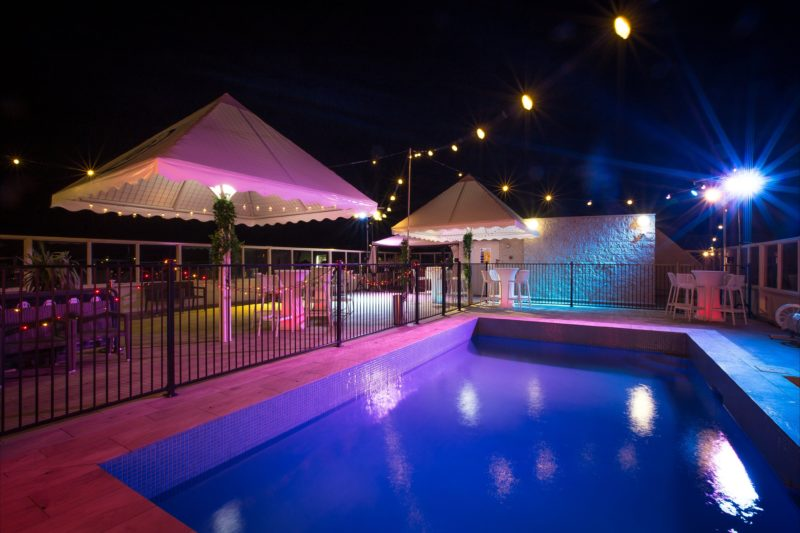 Roof Top Pool and Function Venue