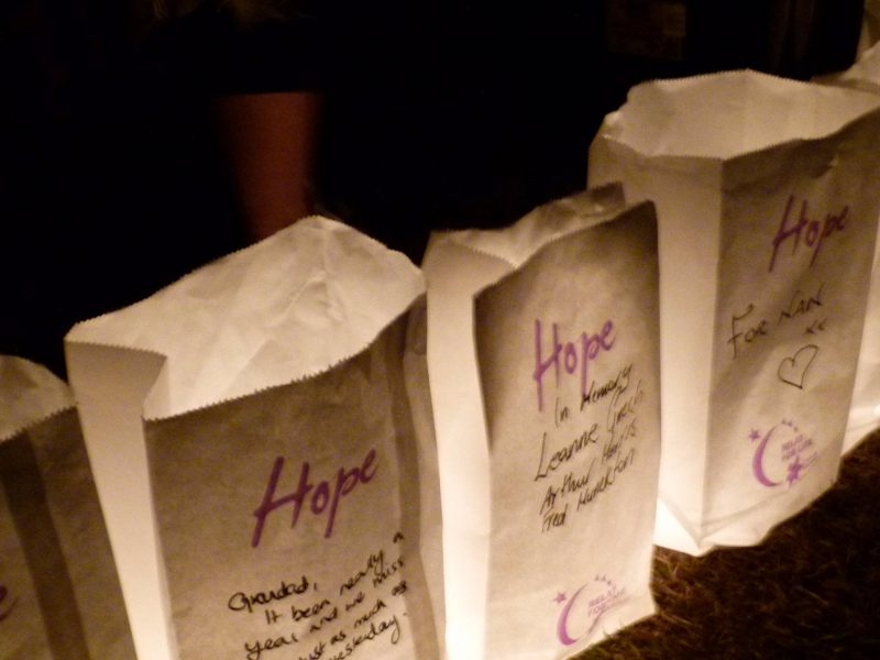 Gladstone Relay for Life