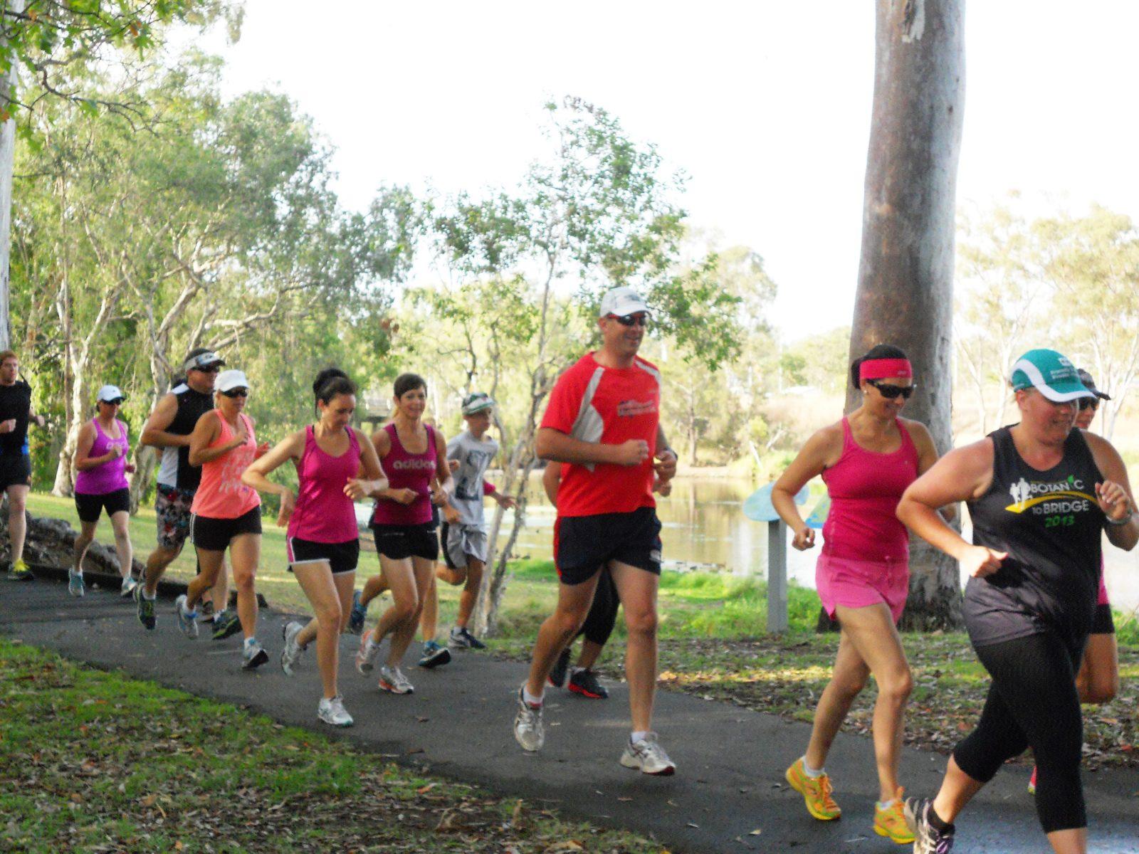 Gladstone Park Run