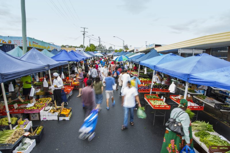 Global Food Village