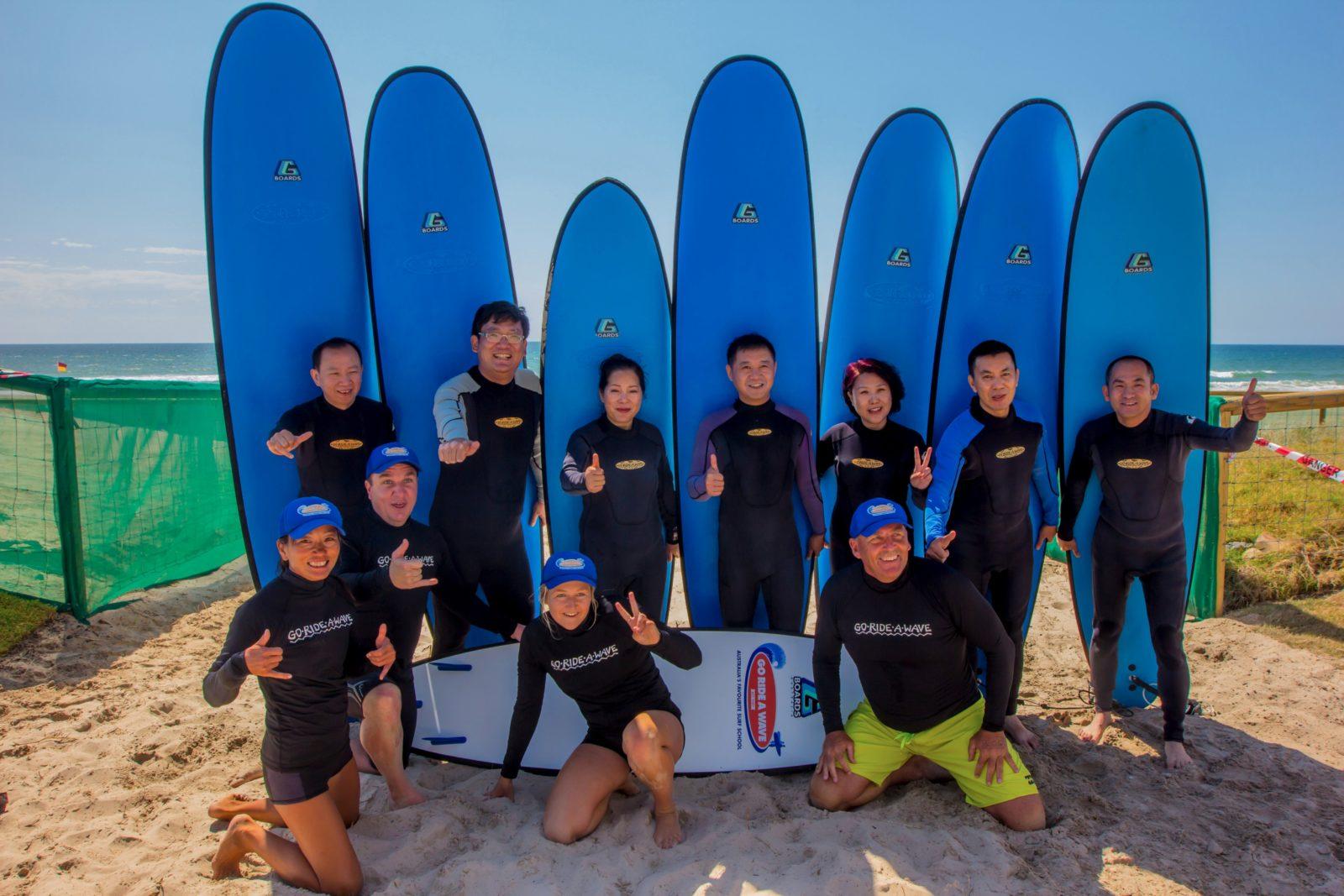 Go Ride A Wave Gold Coast