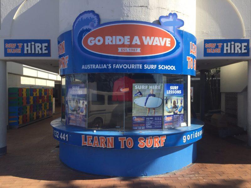 Go Ride A Wave Surfers Paradise
