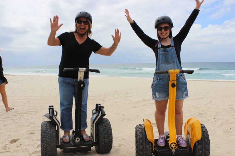 All Terrain Segway Riding Gold Coast