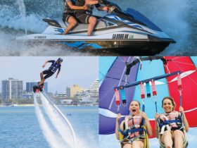 What better way to have an awesome day out with Gold Coast Watersports