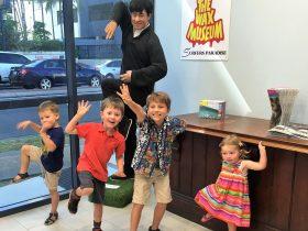 Fun at the Gold Coast Wax Museum
