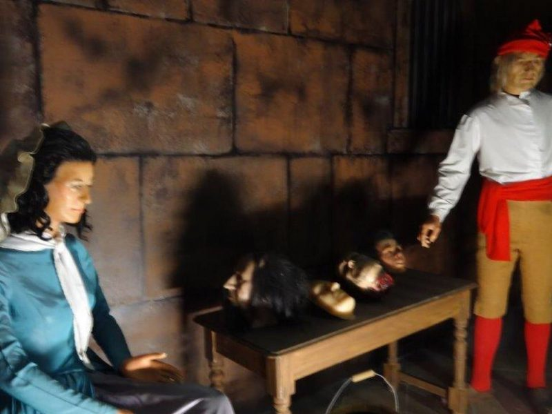 French wax artist imprisoned during French Revolution