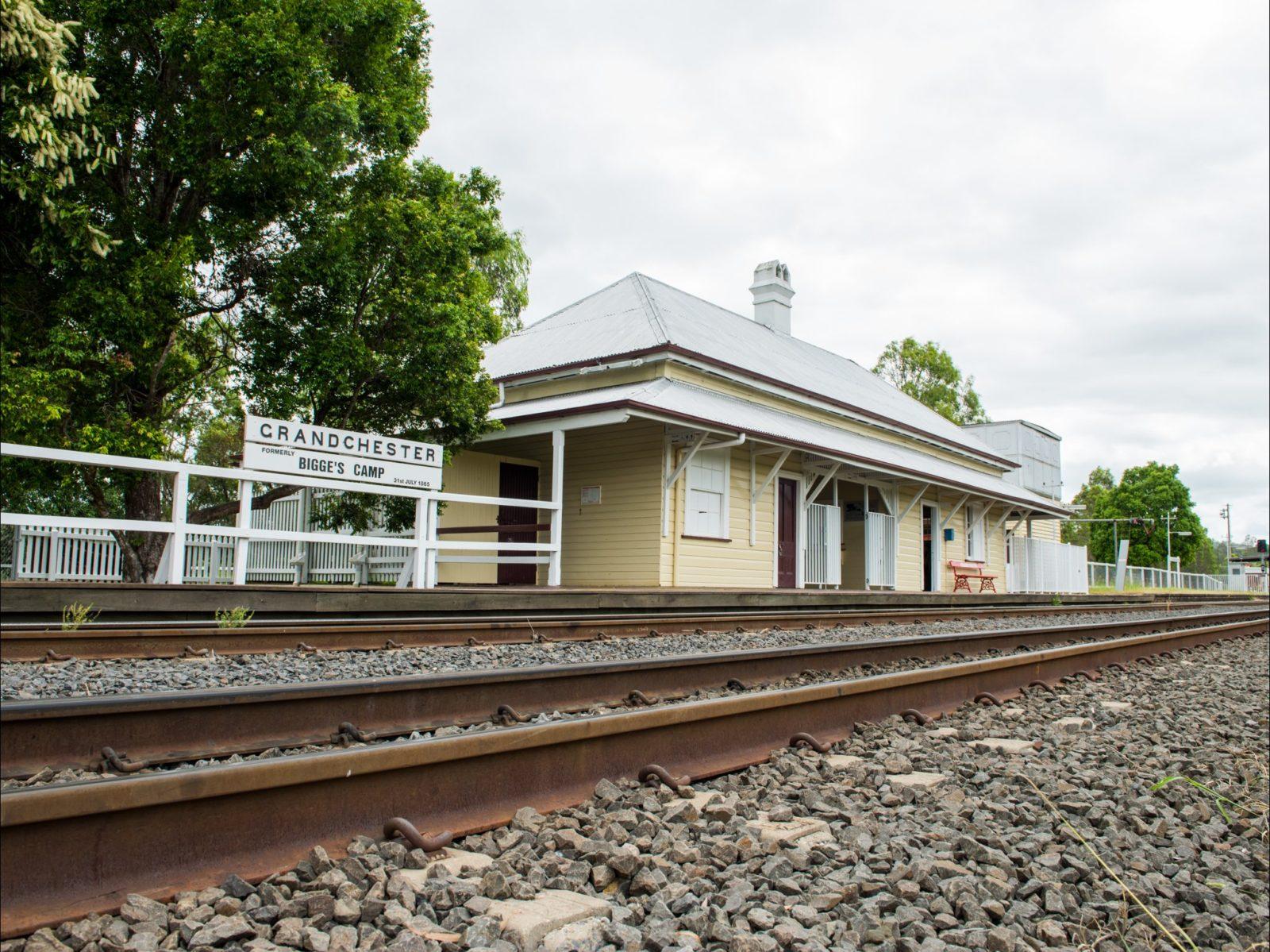 Grandchester Train Station