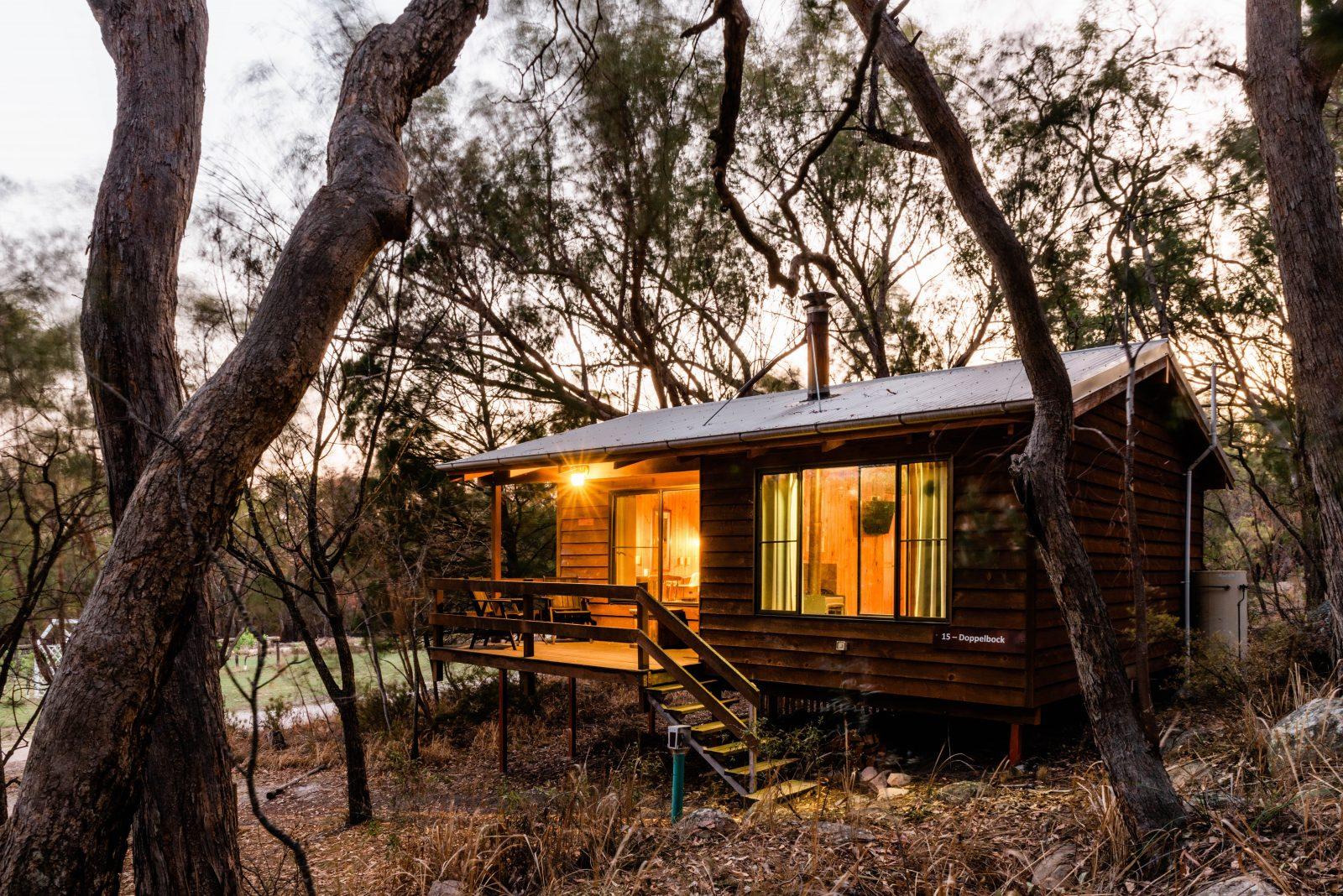 Granite Belt Retreat Timber Cabin