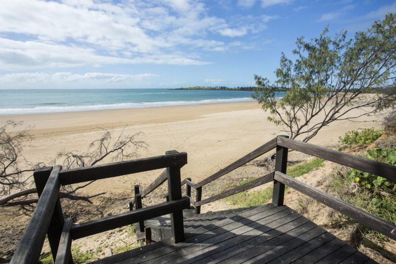 Grasstree Beach
