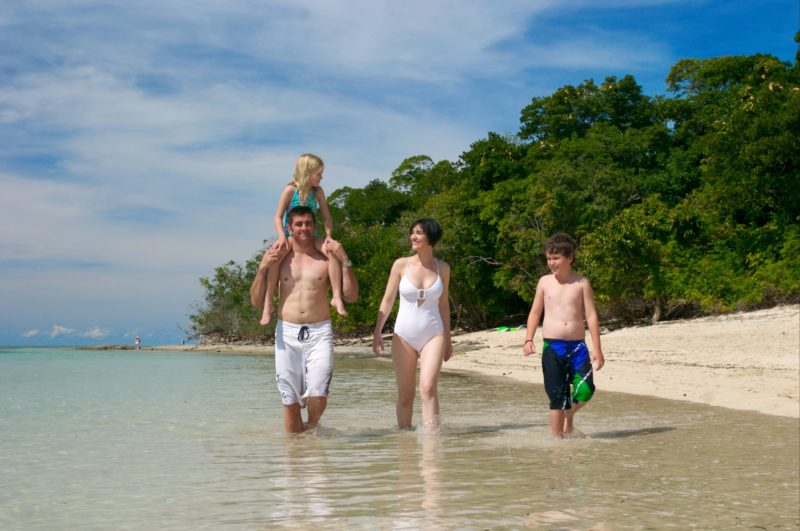 Great Adventures Green Island Family