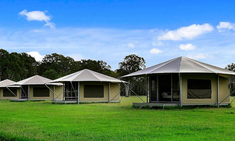 Habitat Noosa Everglades Eco Camp