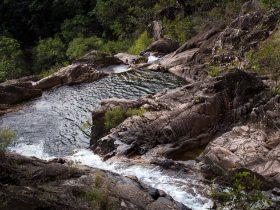 Halls Falls, Herberton Range Conservation Park