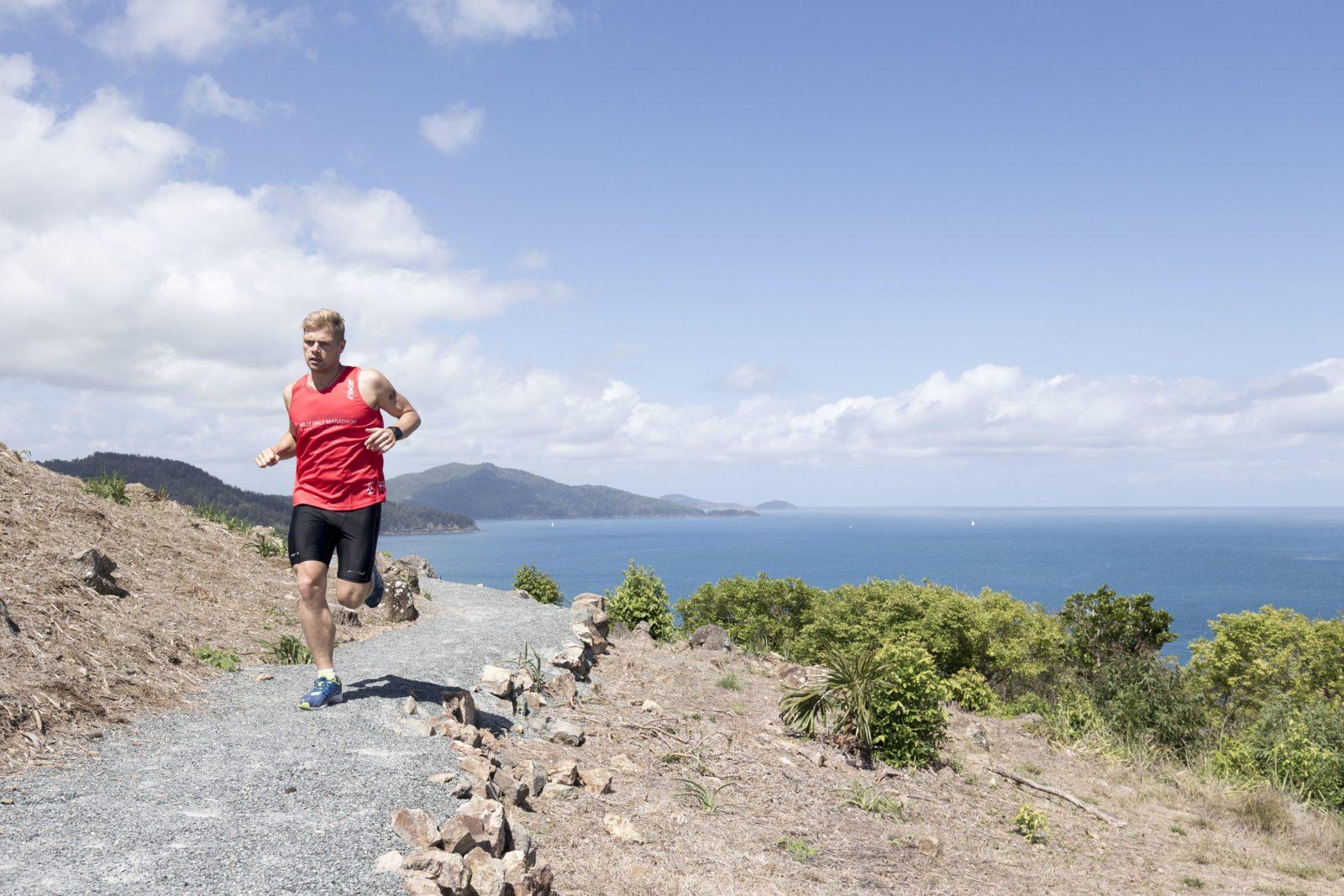 Hamilton Island Endurance Series - Hamilton Half Marathon