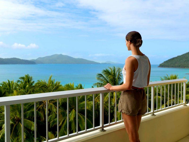 Reef View Hotel Balcony