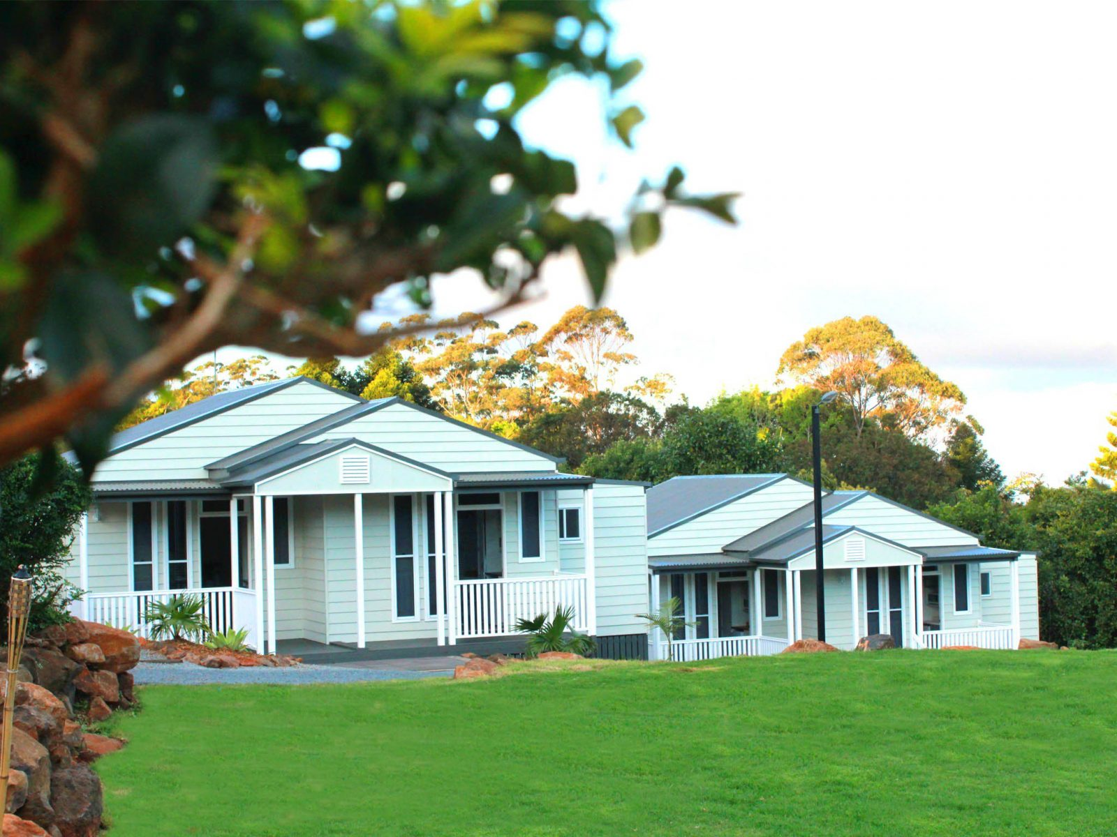 Tamborine Mountain Accommodation, Hampton Estate Wines