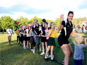 Harmony Day Sports Showcase