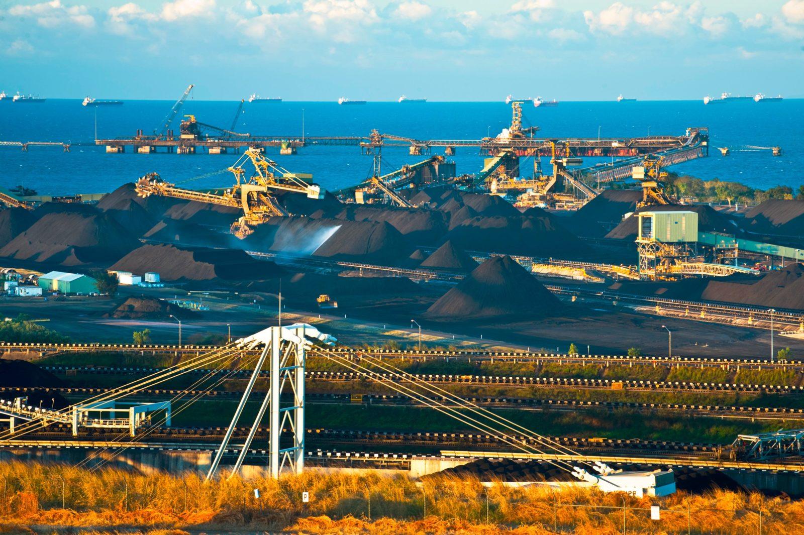 coal hay point