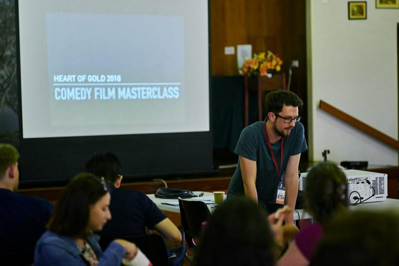 Masterclasses have become an important part of the festival.