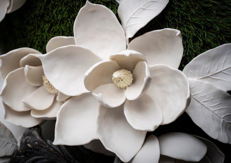 Helen Earl Ceramic Magnolia