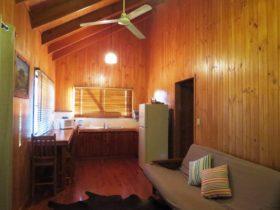 Inside Cabin 1