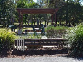 Henry Lawson Bicentennial Park